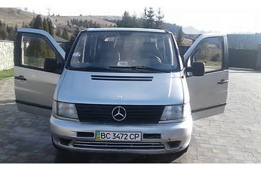 Mercedes-Benz Vito пасс. сді 2000