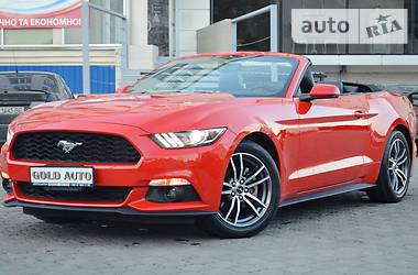 Ford Mustang 2.3 Turbo 2016