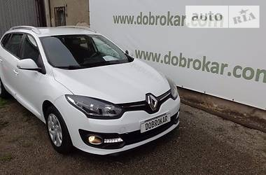 Renault Megane 1.5DCI  2015