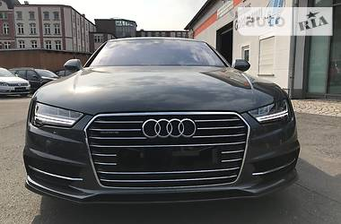 Audi A7 3.0 TDI  S-Line 2017