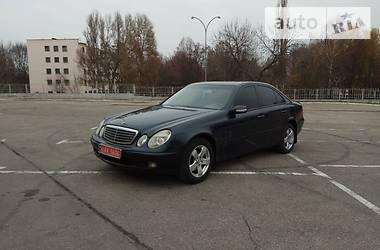 Mercedes-Benz E-Class Е240 2002