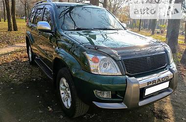 Toyota Land Cruiser Prado VX 2003
