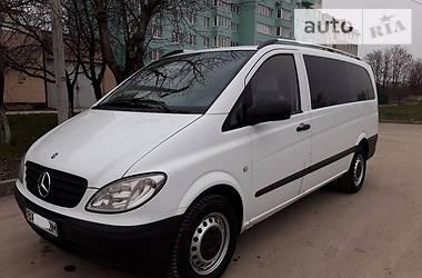 Mercedes-Benz Vito пасс. 111 LONG 2009