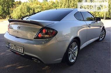 Hyundai Coupe Full 2008