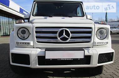 Mercedes-Benz G 350 d (245 PS) 2016