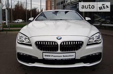 BMW 640 i xDrive 2016