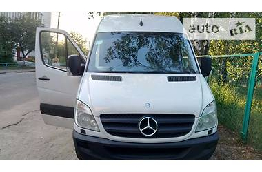 Mercedes-Benz Sprinter 316 груз. 2011