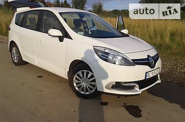 Renault Grand Scenic Limited 2014
