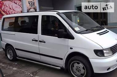 Mercedes-Benz Vito пасс. 112 CDI 2000