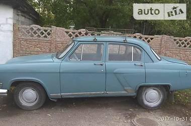 ГАЗ 21 Р 1969