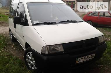 Citroen Jumpy пасс.  1.9d 1999