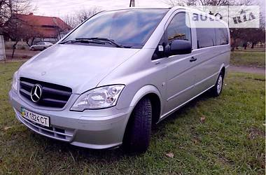 Mercedes-Benz Vito пасс. 116 Extra Long 2012