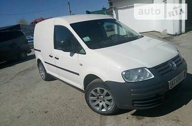 Volkswagen Caddy груз. 2005