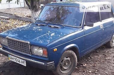 ВАЗ 2107 21074 1.6 2002