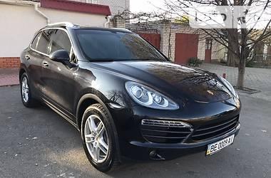 Porsche Cayenne LPG 2010