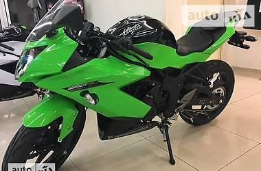 Kawasaki Ninja 250SL 2015