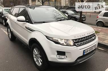 Land Rover Range Rover Evoque ed4 2014