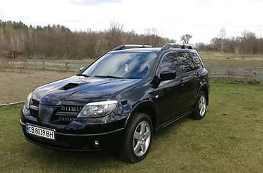 Mitsubishi Outlander 2005