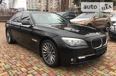 BMW 740 D 2011