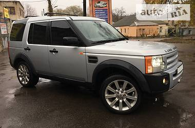 Land Rover Discovery TDV6 HSE 2008