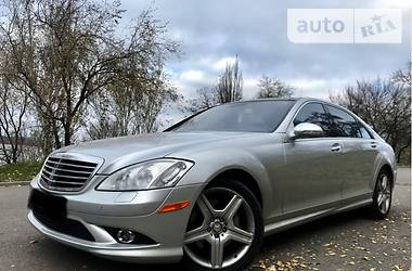 Mercedes-Benz S 550 4MATIC AMG 2009
