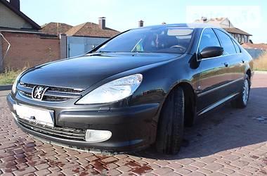 Peugeot 607 3.0 V6 2004