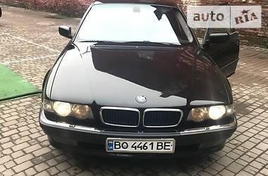 BMW 730 2000