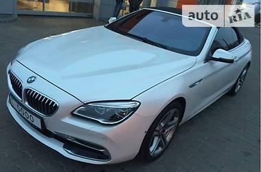 BMW 640 4x4 2015