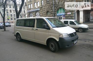 Volkswagen T5 (Transporter) пасс. LONG 2008