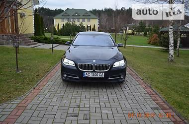 BMW 528 LUXURY X DRIVE 2015