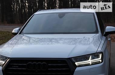 Audi Q7 3.0 TDI S-LINE 2016