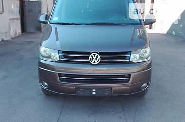 Volkswagen Multivan 2.0 I 2011