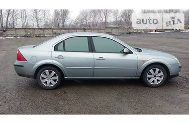 Ford Mondeo 1.8 2003