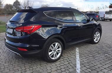 Hyundai Santa FE 2.0 TURBO  SPORT 2015