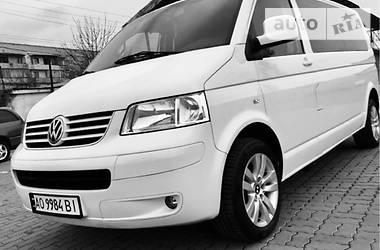 Volkswagen T5 (Transporter) пасс. + 2004