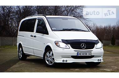 Mercedes-Benz Vito пасс. MAXIMAL 2006