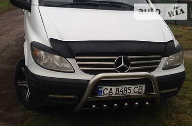 Mercedes-Benz Vito пасс. 2007