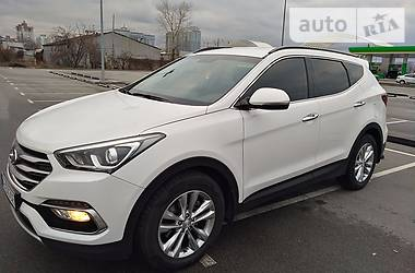 Hyundai Santa FE  Excellent 2016