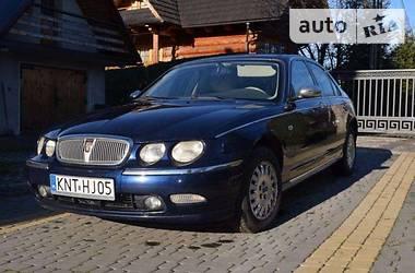 Rover 75 2.0 CDTI 2001