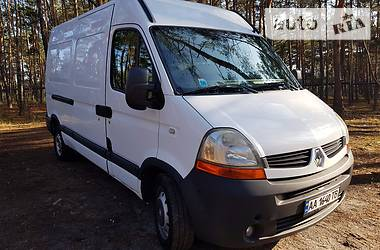Renault Master груз. 107kw 2007