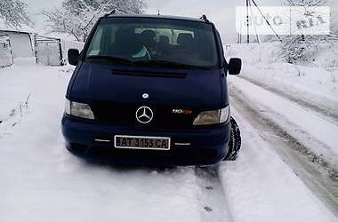 Mercedes-Benz Vito пасс. 110cdi 2000