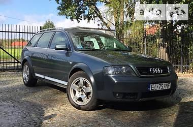 Audi A6 Allroad 2.5 TDI  2001