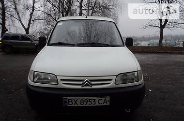 Citroen Berlingo пасс. 2001