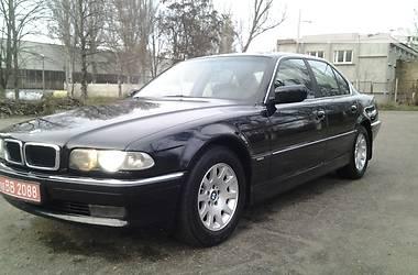 BMW 728 2001