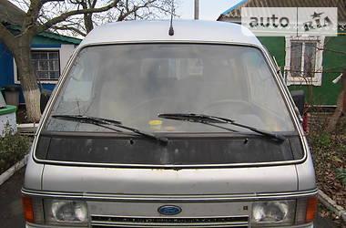 Ford Econovan XLT 1989