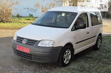 Volkswagen Caddy пасс. ORIGINAL PASS 2005
