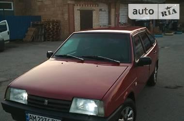 ВАЗ 2109 (Балтика) 1992