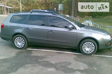 Volkswagen Passat B6 1.9 TDI 2006