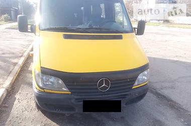 Mercedes-Benz Sprinter 313 пасс. 2.1 CDI 2002