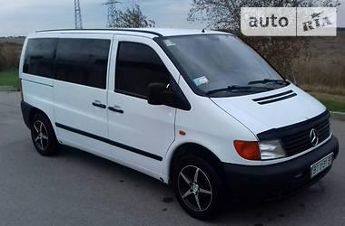 Mercedes-Benz Vito пасс. cdi 110 2000